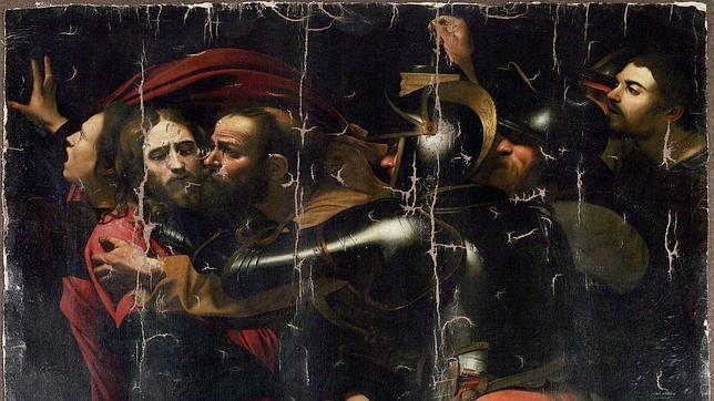 «El beso de Judas», de Caravaggio