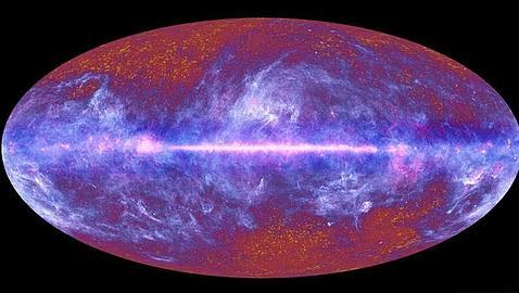 universo nasa 2010