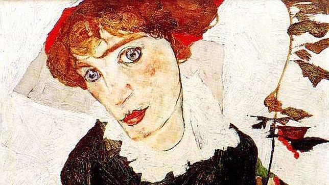 «Retrato de Wally», de Egon Schiele. AGFASCNS/ NYDAILYNEWS