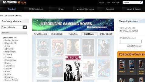 Samsung lanza en España su videoclub online  Samsungmovies--478x270