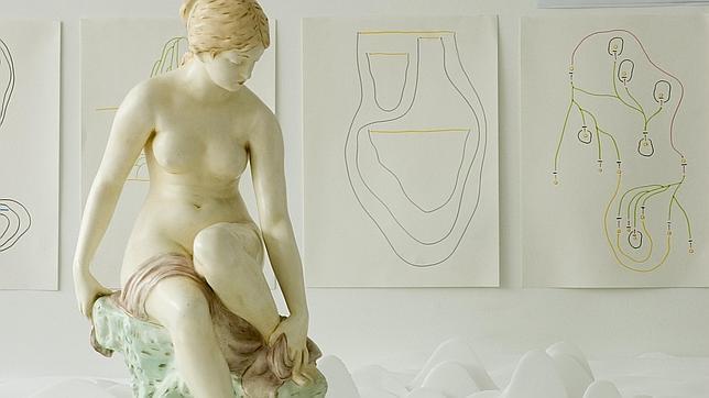 José Damasceno inaugurará en la galería Distrito Cu4tro