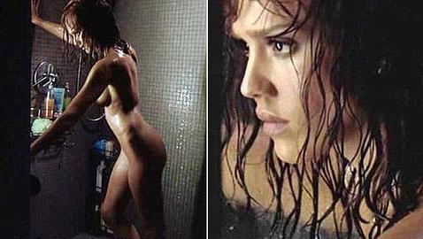 Jessica Alba desnuda, una madre ejemplar Cultture