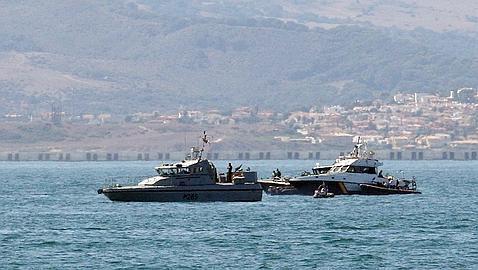 Gibraltar se queja de la actuación de la Guardia Civil