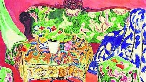 Bodegón Sevilla II. Succession h. Matisse / VEGAP / 2010