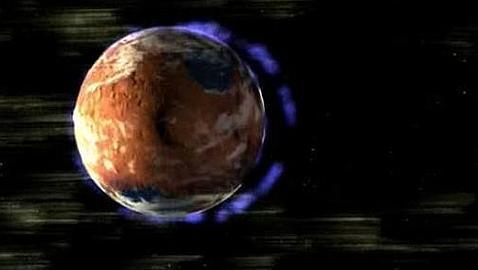 Así robó el Sol la atmósfera de Marte