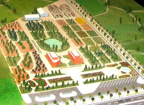 Hoy se inaugura el jard n bot nico for Jardin botanico albacete