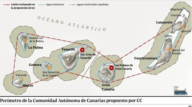Canarias crecer cinco veces si zapatero cumple el pacto for Diseno de interiores gran canaria