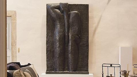 «Nu de dos, 4 état», de Matisse. EFE