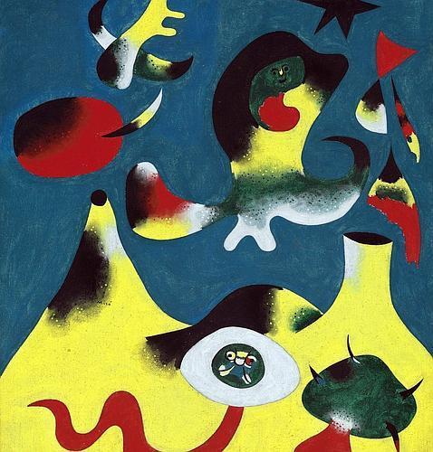 «L'Air», de Miró. EFE