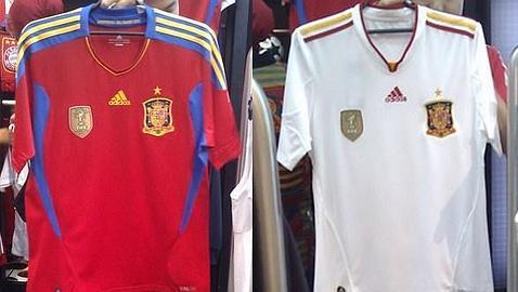 Camiseta de España para la eurocopa del 2012 Camisetas2--478x270