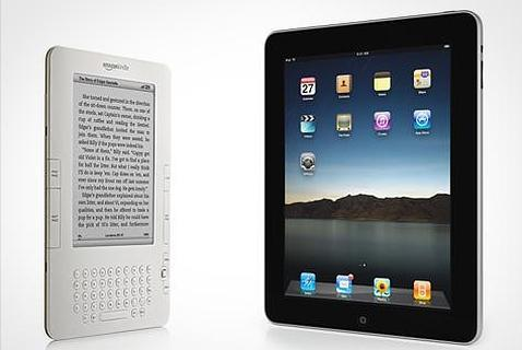 El iPad se come al Kindle