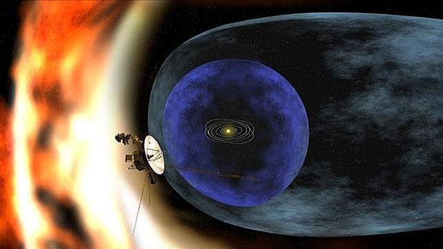 La Voyager 1 alcanza los límites del Sistema Solar