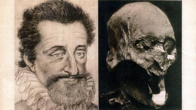 Enrique iv primer rey borb n recupera su cabeza perdida for Enrique cuarto de castilla