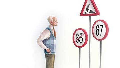 Se habla de: El desafío de las pensiones