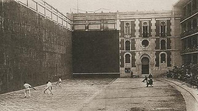 beti jai 1918  644x362 BETI JAI  EL VATICANO DE LA PELOTA