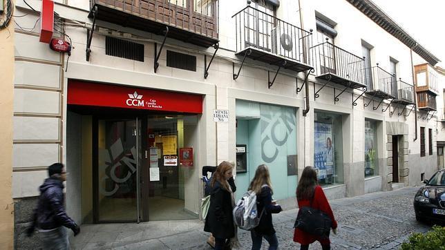 El Banco Ccm Cerrar 14 Oficinas En La Provincia De Toledo