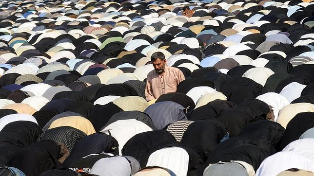 El número de musulmanes crece el doble que el del resto de la población mundial Pakistan-afp--644x362