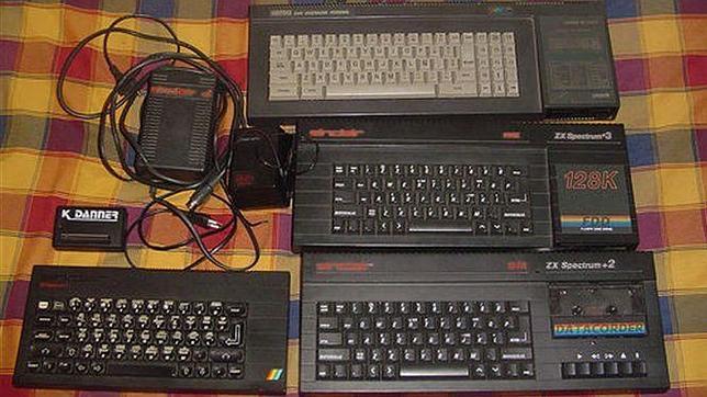 La ZX Spectrum cumplió hoy 30 años