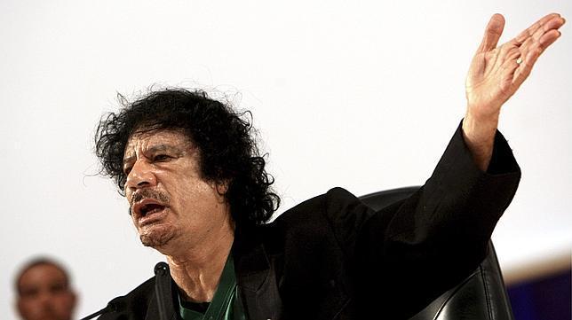 Gadafi gay