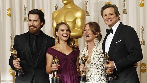ganadores oscar 2011