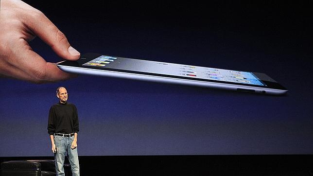 Imagen Presentación del Ipad 2