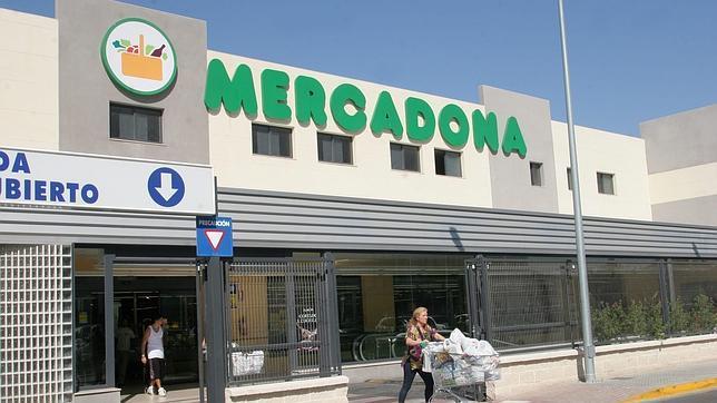 Una supermercado Mercadona - ABC.es