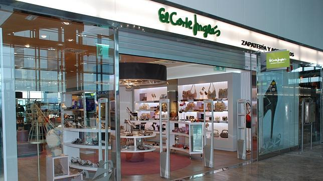 8d7d51312 El Corte Inglés abre espacios comerciales en aeropuertos españoles ...
