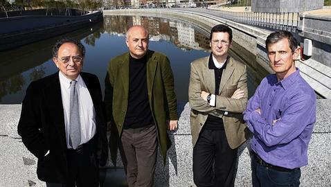 Los cirujanos del nuevo madrid for Fernando porras arquitecto
