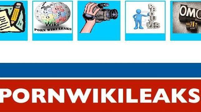 La Pagina Web Porn Wikileaks Revoluciona El Mundo Del Cine X