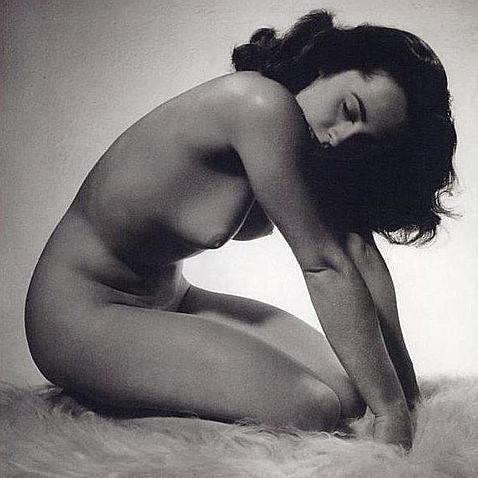 El Cada Vez Menos Probable Desnudo De Liz Taylor