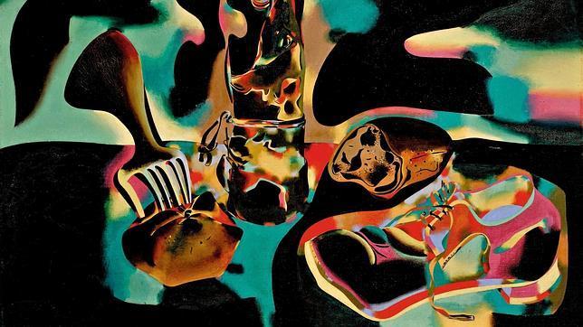 «Bodegón con zapato viejo», de Joan Miró - ABC.es