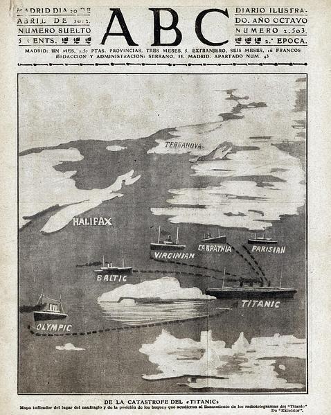 Zapatero ve España como un trasatlántico en el aniversario del naufragio del Titanic
