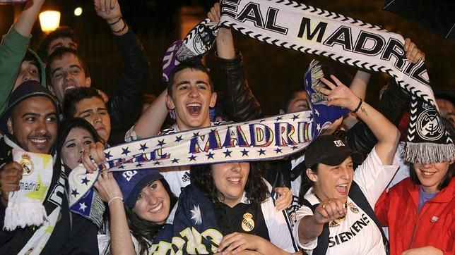 1-Hincha del Real Madrid
