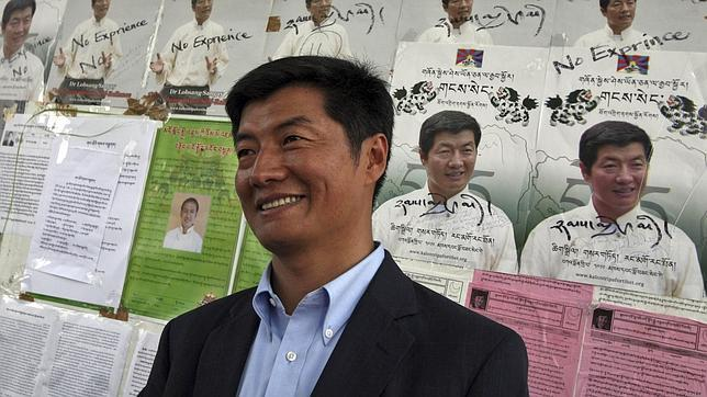 Un profesor de Harvard, nuevo líder político del exilio tibetano