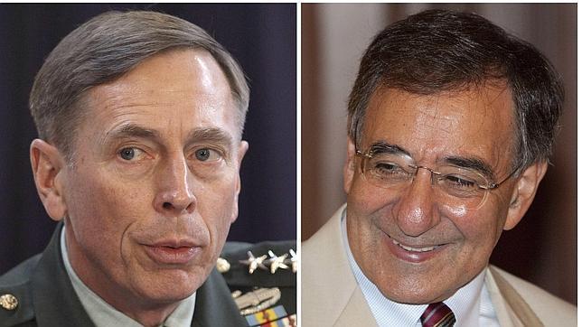 Leon Panetta al Pentágono, David Petraeus a la CIA