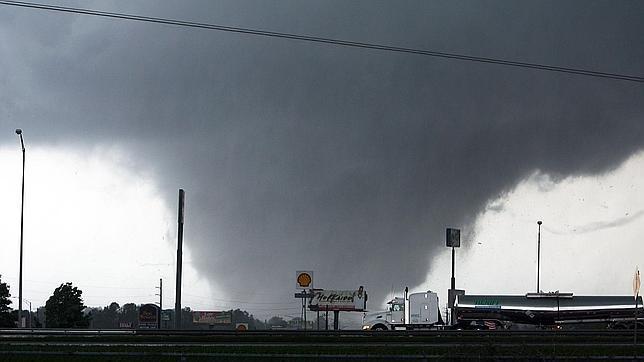 Los tornados y las tormentas dejan 45 muertos en Alabama