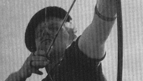Jack Churchill, el extravagante arquero de la Segunda Guerra Mundial