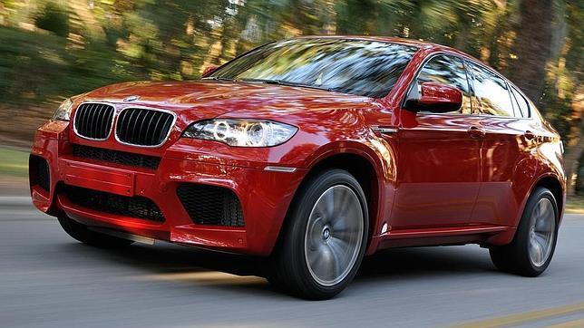 BMW X6 M, una bestia muy dócil