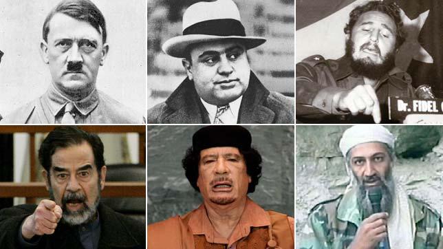 Los cinco antecesores de Bin Laden