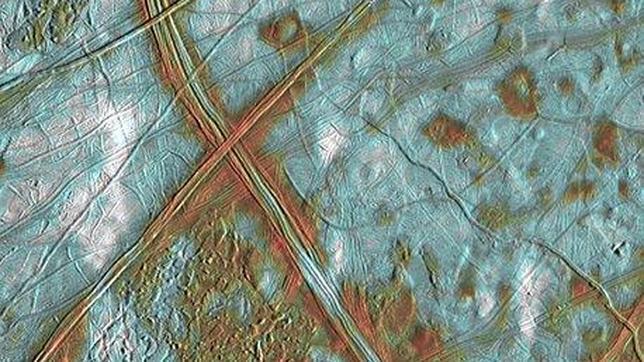 La Superficie De La Luna Europa Abc Es