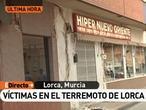Al menos cinco muertos tras los dos terremotos en Murcia