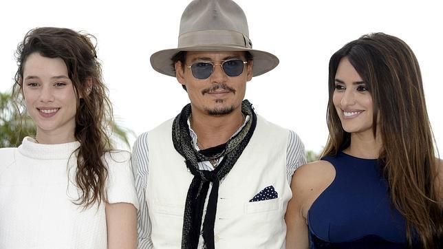 Piratas en la costa de Cannes