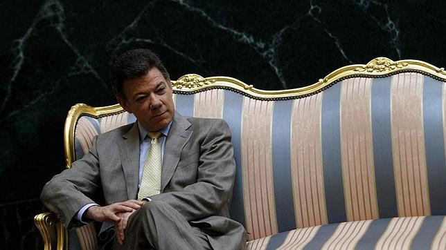 Juan Manuel Santos: «Yo, hasta ahora, he creído al presidente Hugo Chávez»