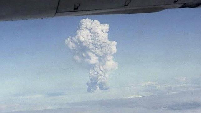 El volcán más activo de Islandia entra en erupción