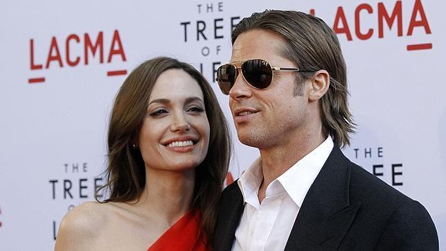 Brad Pitt y Angelina Jolie, entre el cine y la familia