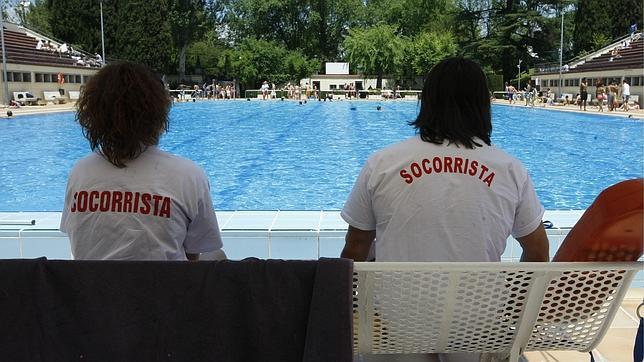 Piscina municipal de la casa de campo for Madrid piscinas municipales