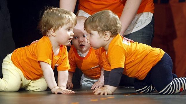 Los bebés utilizan la razón para predecir hechos futuros antes de empezar a hablar