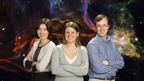 Encuentran la «masa perdida» del Universo