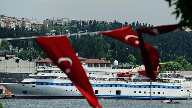 Israel detendrá la segunda Flotilla de la Libertad