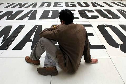 El gran teatro del arte, según Dora García